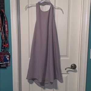 tobi• lavender dress